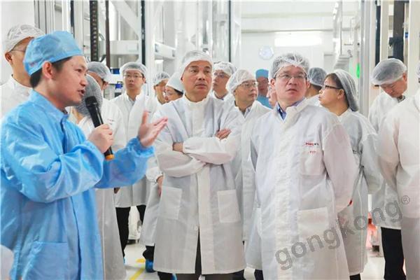 新松助力长飞完成光纤行业首个智能制造工厂